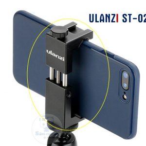 Ulanzi ST-02S gắn điện thoại chắc chắn