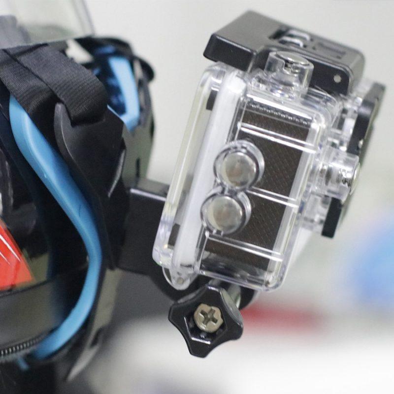 dễ dàng tạo ra góc quay độc đáo khi đi moto, xe máy