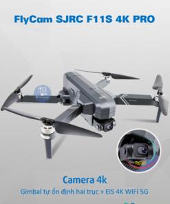 Flycam SJRC F11 S PRO 4K