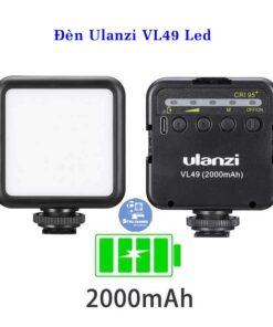 Đèn LED Ulanzi VL49 LED